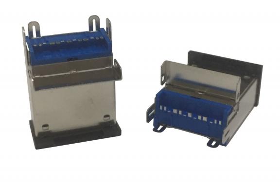 USB 3.0/3.1 A/F 9 PIN SMT VERTICAL RECEPTACLE