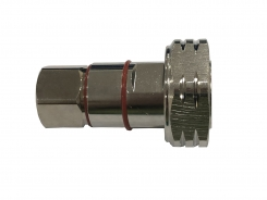 Connector 7/16 M to 1/2 RF Connectors