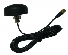 GNSS Antenna, Screw Mount Antenna for GPS/GLONASS, IP67, outdoor, 30dBi with connector SMA M