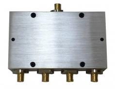 1 TO 4 RF SPLITTER, SMB TYPE (700~2700 MHz)